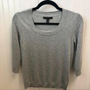 Banana Republic Gray Sweater - NWOT